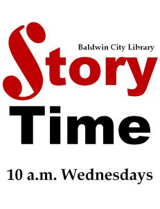 StoryTime @ Your Baldwin City Library